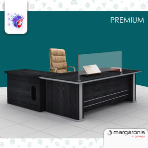 Προστατευτικό Plexiglass Γκισέ Ταμείου - Stand Premium 5mm